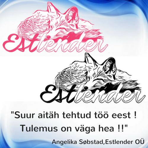 tehtud tööd Estlender logo