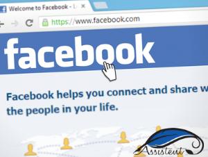 Facebooki haldus info@assistent.ee