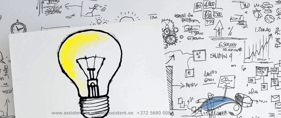 Märts onRahvusvaheline Ideede Kuu – Milline on Sinu äriidee?